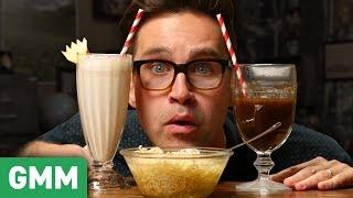 Fizzy Milk Taste Test