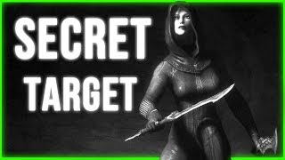 Skyrim Secrets - WHAT HAPPENS if you Assassinate a Dark Brotherhood Target Early?