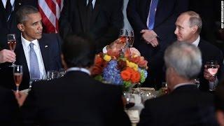 Putin Checkmates Obama On New World Order WWIII