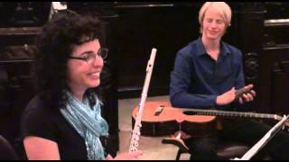 Concerto Julie Koidin, Björn Bergek e Jonatan Bougt - CCJF/RJ