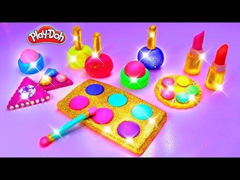 Xxx Mp4 Play Doh Makeup Set How To Make Eyeshadow Lipstick 💄 Nail Polish 💅 With Play Doh Fun For Kids 3gp Sex