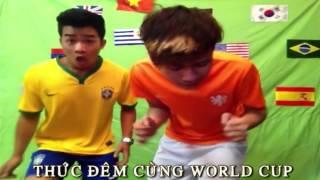 Em Của Mùa World Cup (Chế Em Của Ngày Hôm Qua) -  LEG ft Duy Nam