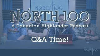 North 100 Ep25 - 2018 Spring Q&A