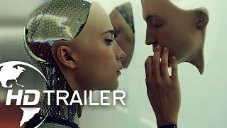 Ex Machina - Trailer deutsch / german HD