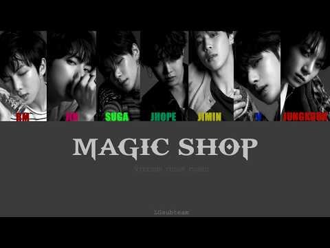 Xxx Mp4 VIETSUB MAGIC SHOP BTS 방탄소년단 Love Yourself TEAR 3gp Sex