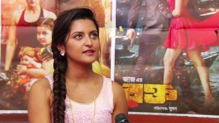 See beautiful interpretation of bengali actor porimoni