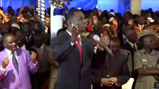 I SURRENDER MY LIFE TO JESUS -PST. SAMUEL - MOMBASA REVIVAL 2017