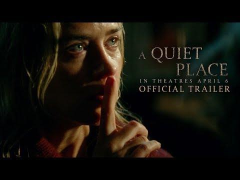 Xxx Mp4 A Quiet Place 2018 Official Trailer Paramount Pictures 3gp Sex