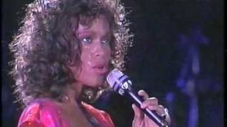 Whitney Houston - Saving All My Love - HQ Live BRAZIL