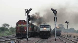 Land of freights GTL-BAY line Hwh bound Amaravati Exp - Indian Railway