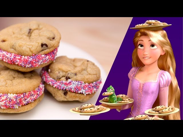 Rapunzel's Chocolate Chip Cookies | Dishes by Disney | Disney Family