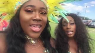Vk series vlog 16: MIAMI CARNIVAL 2016!! Part3