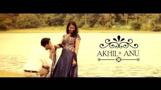 Akhil  Anu Wedding Highlights
