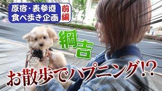【原宿】綱吉と食べ歩きデート【お散歩】
