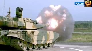 Cận cảnh Xe Tăng T 90 Mc của Nga diễn tập