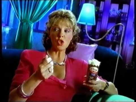 Dany Sahne Werbung Cabua-Cacao 1995