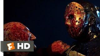 Freddy vs. Jason (9/10) Movie CLIP - Go to Hell! (2003) HD