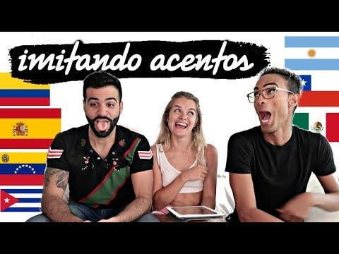 Xxx Mp4 Imitando VUESTROS Acentos En ESPAÑOL Y LATINOAMERICA Con Pollito Tropical Y Kabeto Marina Yers 3gp Sex