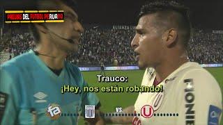 Resumen Completo Alianza Lima vs Universitario 1-1 En Futbol en America 18/09/2016