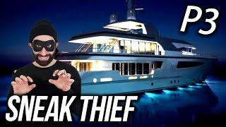 Sneak Thief《小偷模拟器》Part 3 - 偷東西可以,不能殺人啊!