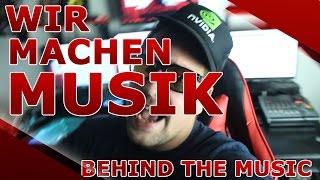 Behind the Music | Wir machen Musik! Gamergirl Song #3