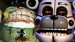 FNAF MOVIE STORY LINE FINISHED AND NEW GAME ANNOUNCED! || Five Nights at Freddys New Announcements