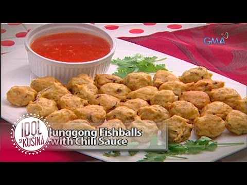 Xxx Mp4 Idol Sa Kusina Recipe Galunggong Fishballs With Chili Sauce 3gp Sex