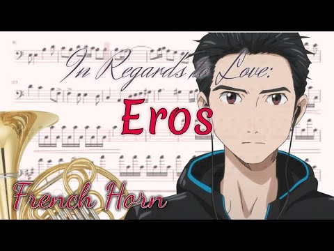 Download In Regards to Love: Eros - Yuri!!! on Ice (French Horn)