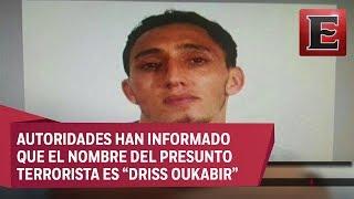 ÚLTIMA HORA: Identifican a uno de los autores del ataque en Barcelona