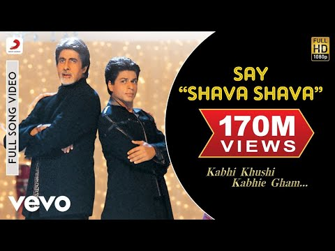 Xxx Mp4 K3G Say Shava Shava Video Amitabh Bachchan Shah Rukh Khan 3gp Sex
