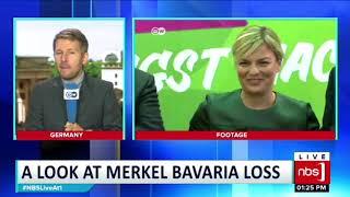 A Look At Merkel Bavaria Loss