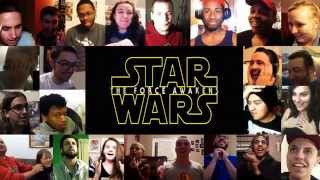 STAR WARS The Force Awakens Trailer #3 REACTIONS MASHUP