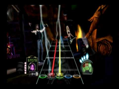 Michael Jackson - Guitar Hero 3 - Billie Jean 100% FC 385k R.I.P