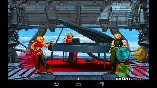 The King of Fighters 2003 - Kusanagi + New Hero Team - Final Boss Adel
