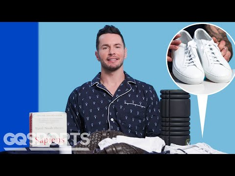 10 Things JJ Redick Can t Live Without GQ Sports