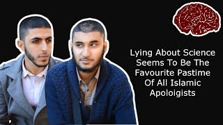 Ali Dawah & Musa Adnan On Lying About Science For Allah