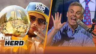 Colin Cowherd on Curry