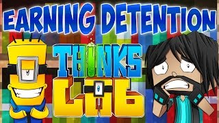 SCHOOL STARTS BACK UP!! | Think's Lab Minecraft Mods [Minecraft Roleplay]