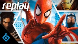Replay - Marvel: Ultimate Alliance