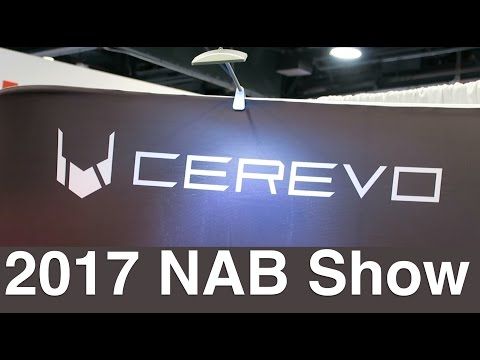 How to live stream with multiple cameras using the Cerevo LiveWedge: 2017 NAB Show