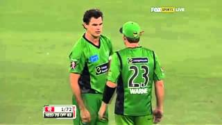 Full Fight - Shane Warne Fight with Marlon Samuels And Malingas Bouncer to Samuels