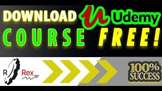 How To Download Udemy Course Free (Paid) - Ninja Tricks