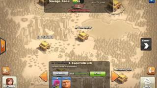 Clash of Clans - Savage Free - Clan War(preparation day)