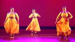 A kathak tribute to Michael Jackson- By Ishita Sharma & Team