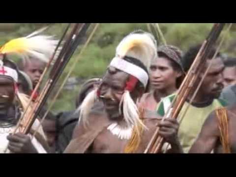 TRIBO KIMYAL OESTE PAPUA INDONESIA Legendado