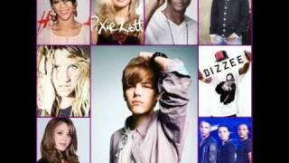 Baby - Justin Bieber, Usher, Jason Derulo, Rihanna, JLS, Pixie Lott, Cheryl Tweedy...