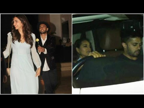 Deepika Ignoring Ranveer | Sonakshi Steps Out For A Movie Date With Beau Bunty