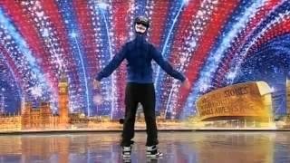 el mejor baile robot del mundo