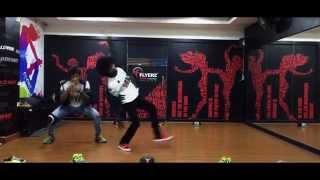 Aaluma Doluma - VEDHALAM    Roxy and Thalapz - choreography    DREAM TEAM style