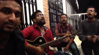 Andhar Raite - Joler Gaan Covered By PSR
